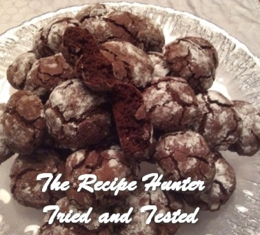 Gluten Free Chocolate Crinkle Cookies.1