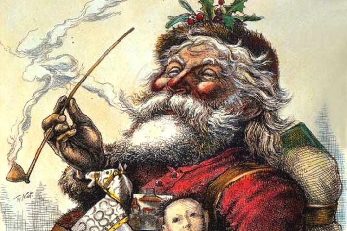 Santas_Portrait_TNast_1881