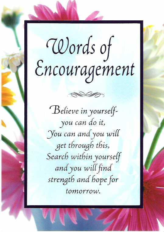 words_of_encouragement